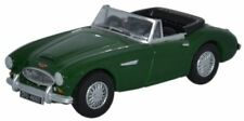 Oxford Diecast 76AH3004 Austin Healey 3000 British Racing Green 1:76 Scale Model