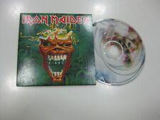 IRON MAIDEN CD SINGLE HOLLAND VIRUS 1996
