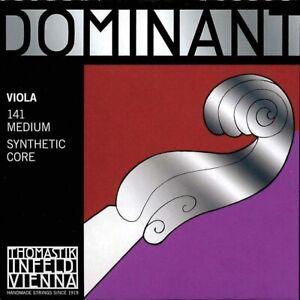 """Thomastik Infeld Dominant 15""""-16"""" Viola String Set - Medium Gauge"""