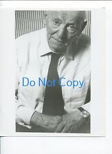Isaac Bashevis Singer Nobel Prize Winner Yiddish Author Original Press Photo