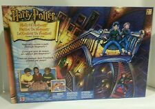 Rare Harry Potter Board Game Halls of Hogwarts Mattel 100% Complete bi-lingual