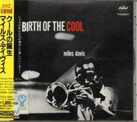 Miles Davis Birth Of The Cool JAPAN CD with OBI TOCJ-5953