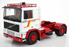 Road Kings 1977 Volvo F12 White / Red 1/18 Scale New Release! LE of 1000