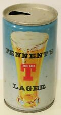 Tennent'S Lager - Penny at night - can 333 ml. - pull tab - Scotland