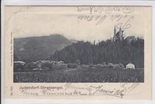 AK Judendorf-Straßengel, Kirche, 1901