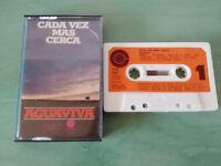 Aguaviva Each vez mas Near 1979 Spain Edition - Cinta Tape Cassette - Ag