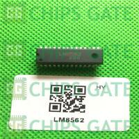 1PCS SANYO LM8562 DIP-28 Digital Alarm Clock IC