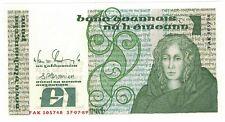 **   IRLANDE (République)     1  pound   1989   p-70d.6    UNC   **