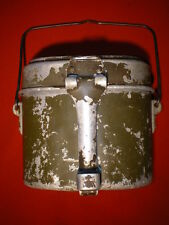 WWII German Army Mess-tin,  Stamped  SMM35. Good Condition.