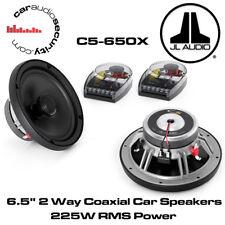 """JL Audio C5-650X - 17 cm 6.5"""" 2 Vie Coassiale Altoparlanti Auto 225 W RMS di potenza"""