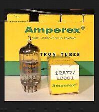 Amperex 12AT7 ECC81 Stereo Tube