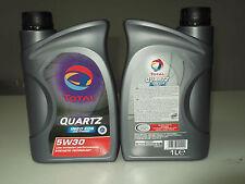 Olio Motore Total Quartz Ineo ECS 5w30 Fuel Economy PEUGEOT CITROEN TOYOTA FIAT