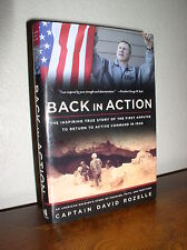 Back in Action : An American Soldier's Story of Courage, Faith & Fortitude (HC)