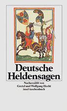 in- HECHT : DEUTSCHE   HELDENSAGEN        345 b