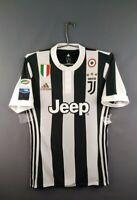 5/5 Juventus jersey small player issue 2018 adizero AZ8708 Adidas soccer ig93