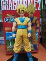 Dragon Ball Z son goku yellow hair  figure figures PVC Auction  toy YT301