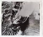 1941 RAF Scores Direct Hit on German Ship Helgoland Bight Germany News Photo