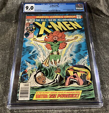 The Uncanny X-Men #101 CGC 9.0 (Marvel) First Phoenix White Pages!