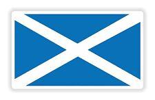 Sticker Scotland Flag Bumper Car Truck Laptop Tablet PC Motorcycle Gas Tank