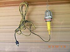 DANIEL WOODHEAD 61430 HAZARDOUS DUTY HAND-LAMP, 100W 120V, 30' CORD