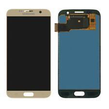 Pantalla LCD + Tactil Digitalizador Samsung Galaxy S7 G930 (TFT Version) Dorado