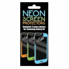 Pink Mobile Phone Screen Protectors for Samsung Galaxy S4