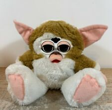 Gremlins Gizmo Furby Vintage 1999 Toy with Tag WORKS Tiger Electronics Used