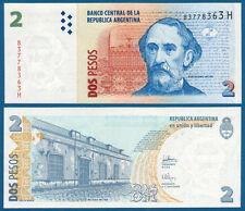 Argentina/Argentina 2 pesos (2002) UNC p.352