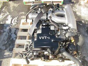 1998 2005 TOYOTA ARISTO LEXUS GS300 3.0L 6CYL VVTI ENGINE JDM 2JZGE 2JZ IS300