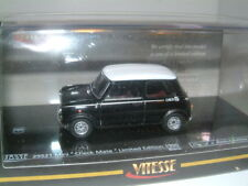 "1/43 CLASSIC MINI IN BLACK ""CHECK MATE"" 1990 VITESSE LTD ED"
