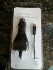Kit In-Car Micro USB Charger  BARGAIN!