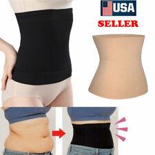 Women Fat Burner Sauna Tummy Tuck Belt Body Shaper Girdle For Tummy Slimming Hot
