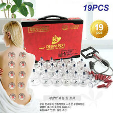 19 CUPPING SET HANSOL Slimming CUPPING Massage Acupuncture Vacuum Therapy Korea