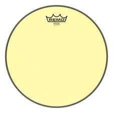 """Remo Emperor Colortone Yellow Drumhead 12"""""""