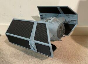 Star Wars Code 3 Darth Vader Tie Fighter Die Cast Vehicle