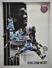 GAEL MONFILS Big Shot K-Swiss Tennis Poster Vintage (23)