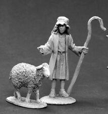 Reaper Miniatures The Nativity: Shepherd #01433 Unpainted Special Metal Figure