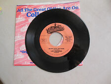 LEE ANDREWS & HEARTS all i ask is love/maybe you'll be there   COLLECTABLES 45
