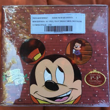 Disney Vinylmation Mickey's Christmas Carol Master Case of 24 Sealed Scrooge