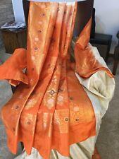 India Pakistani Saree Banarasi   Sari Anarkali Lehenga Indian clothing wedding.