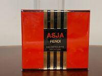New in Box/Sealed ASJA by FENDI Eau de Toilette Spray Perfume 1.36 oz/40 mL
