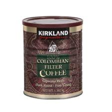 Kirkland Signature COLOMBIANO filtro caffè Supremo Bean Dark Roast 100% 1.36 KG