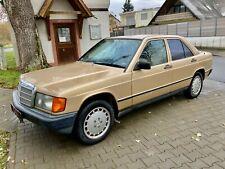 Mercedes Benz 190E 2.3 mit Klima, ESSD, el.Sitze Rostfrei & H-Kennzeichen Bj1985
