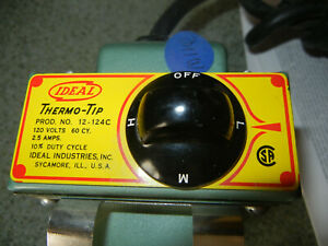IDEAL Thermo-TIP  transformer only   model 12-124C  NOS
