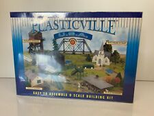 Plasticville 45988 Railroad People W/paints And Brushes Bachmann