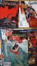 Batman Comic Lot BATWOMAN 0 1-8 12 13 17-24 26-31 33-37 39 40 nm bagged