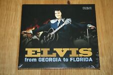 Elvis Presley FTD 2 CD From Georgia To Florida Follow That Dream NEU NEW SEALED