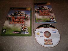 jeu XBOX PAL version Française: WORMS FORT: ETAT DE SIEGE - complet