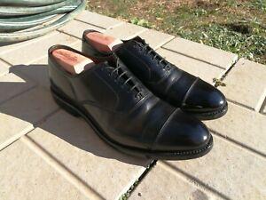 Allen Edmonds Park Avenues black oxford size 9d