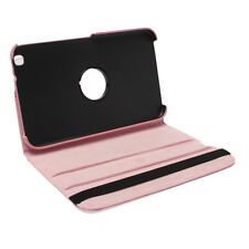 """PU Leather Samsung 3 7"""" Tablet Protective Folio Flip Stand Case 360 degrees"""